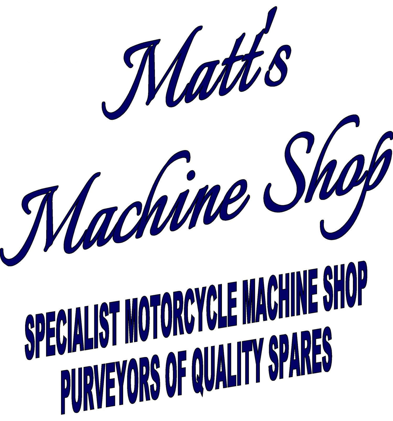 Matts Machine Shop Logo