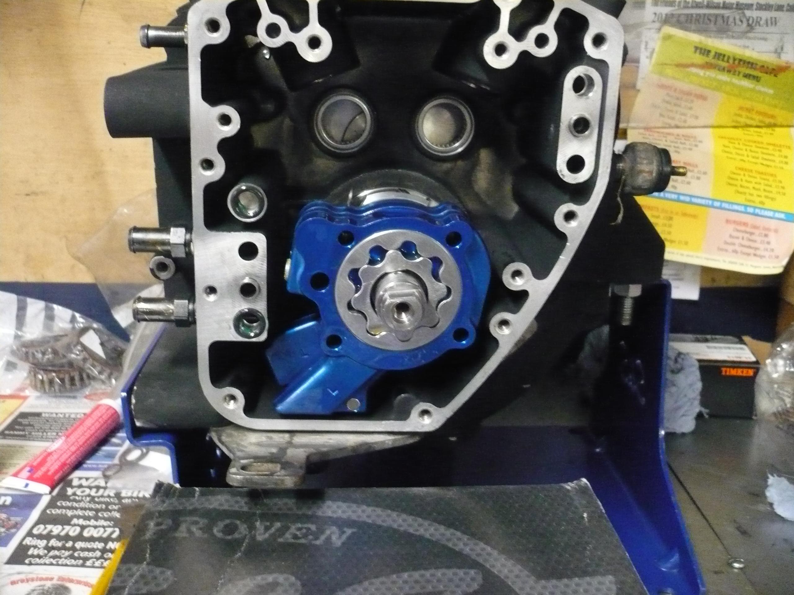 Harley-Davidson® Engineering Services - Matts Machine Shop