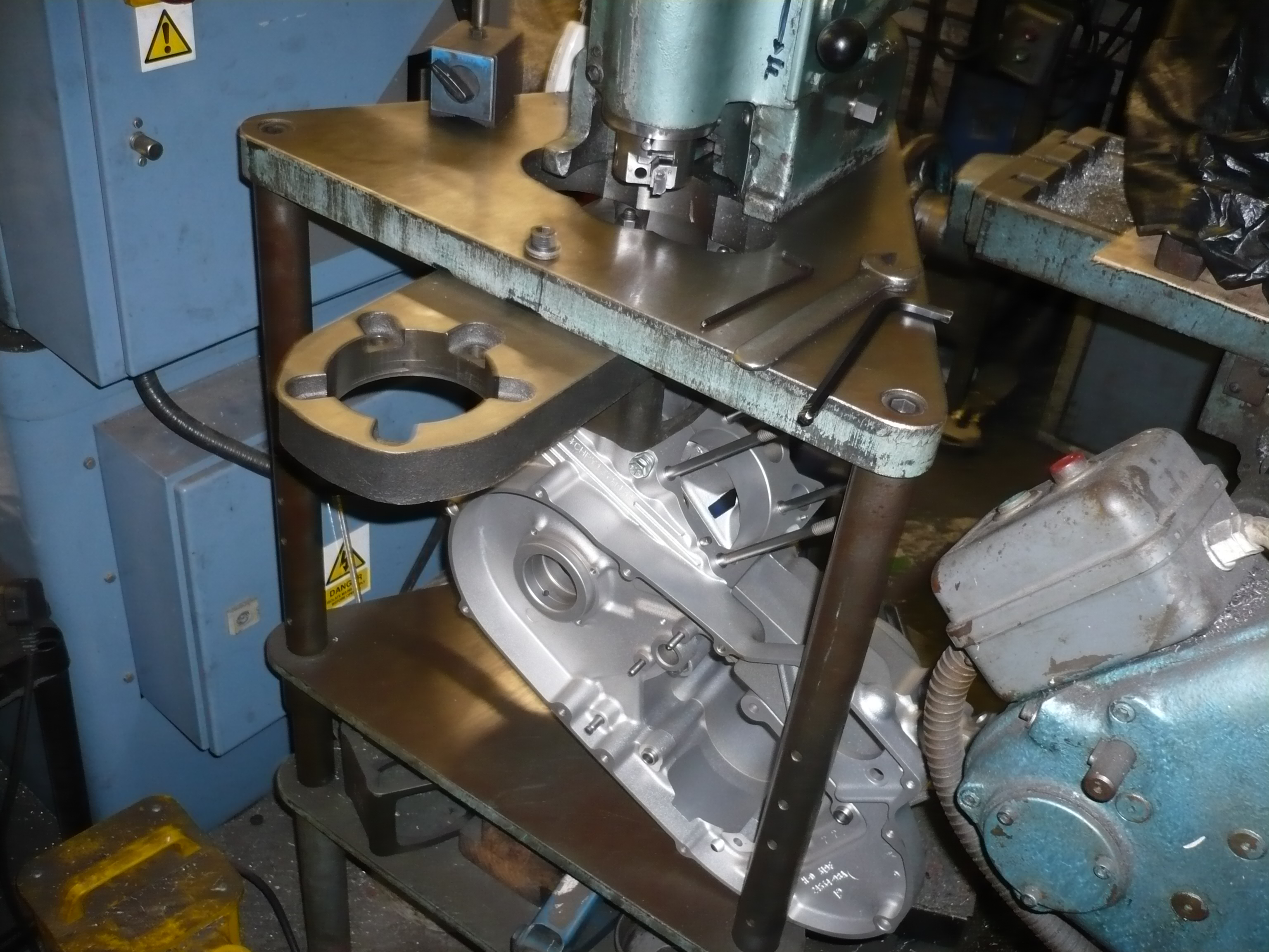 Harley-Davidson® Engineering Services - Matts Machine Shop | www